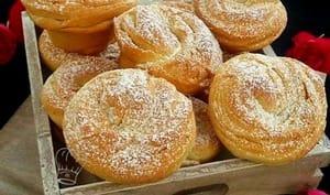 Les cruffins entre croissants et muffins