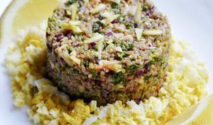 Quinoa et légumes de saison