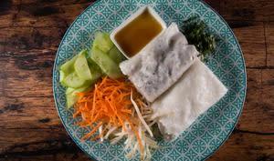 Raviolis vietnamiens au porc