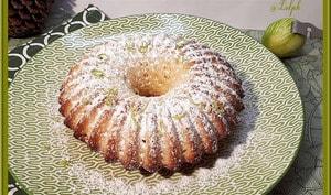 Gâteau citronné à la ricotta