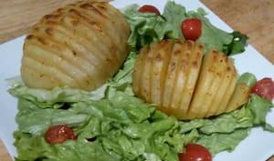 Les pommes de terre à la suédoise