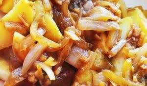 Salade de pommes de terres à la philippine