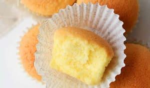Mini muffins aux oeufs