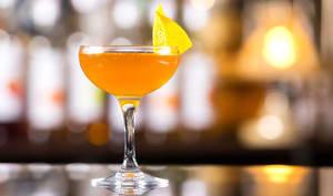 Couleur citron pour vos cocktails