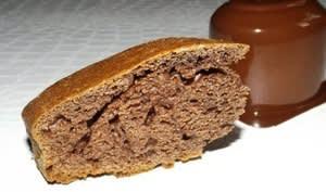 Gâteau à la Danette au chocolat noir