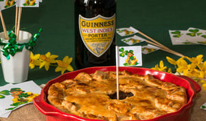 Irish Pie à la Guiness