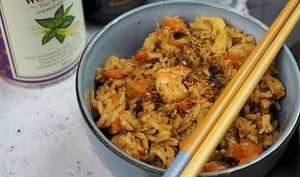 Khao Pad Crevettes