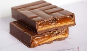 Tablette Caramel Biscuit