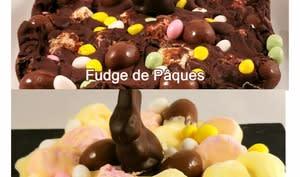 Fudge de Pâques