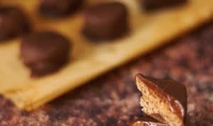 Chocolats façon kinder bueno