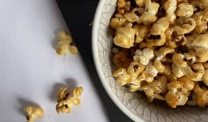 Pop corn Healthy caramélisé