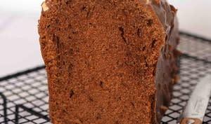 Cake Chocolat Huile d'Olive
