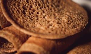 Baghrir à la farine complète