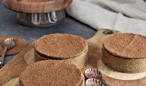 La tarte chocolat - praliné
