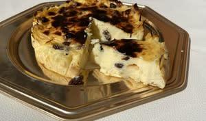 Flan pâtissier Healthy