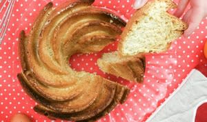 Le gâteau de Savoie