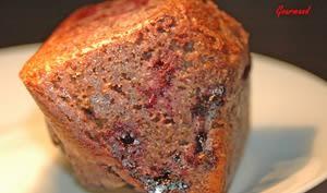 Gâteaux canadiens aux myrtilles