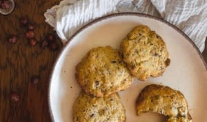 Cookies aux noisettes