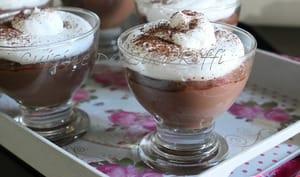 Crème dessert au chocolat façon Danette