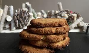 Biscuits 3 ingrédients Healthy
