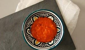 Sauce tomate épicée et fumée