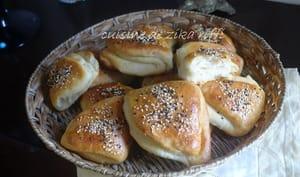 Sandwich du petit déjeuner turc