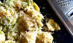Orecchiettes aux brocolis