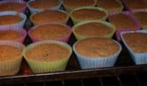 Petits Gâteaux aux Noisettes et Chocolat