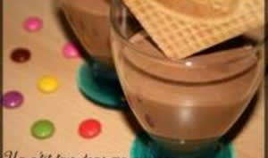 P'tite Mousse au Chocolat sans Oeufs et sans Produit Laitier