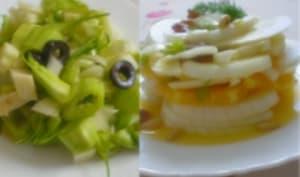 Salades Dépuratives au Fenouil