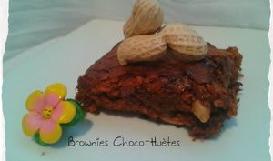 Brownies Choco-Huètes