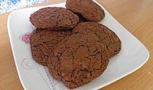Maxi cookies au chocolat