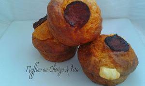 Muffins Chorizo-Feta