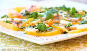 Carpaccio Tomate Ananas