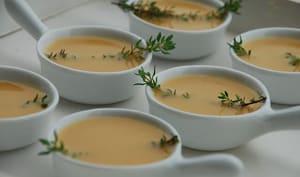 Soupe de Pois Chiches
