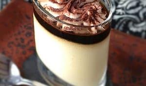 Irish Coffee en verrine