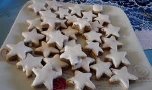 Étoiles à la cannelle de Noël