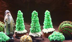 Gâteau spécial pour la Noël