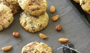 Cookies façon granola