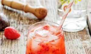 Caïpirinha fraise passion