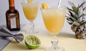 Cocktail Cointreau Ananas