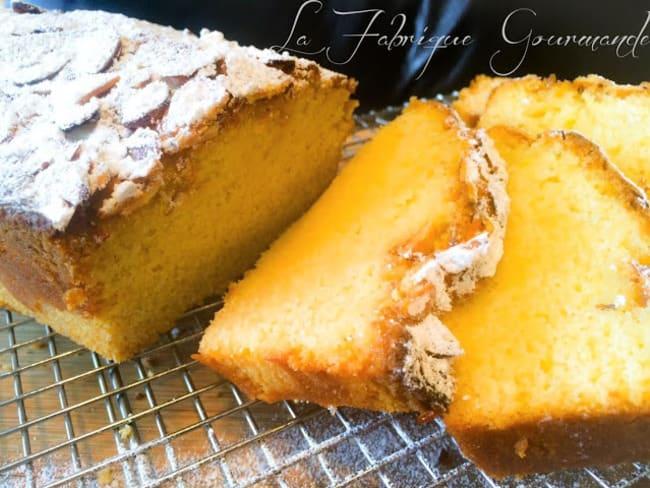 Cake Moelleux Arôme Amande et Rhum