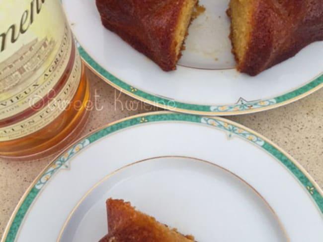 Le gâteau au rhum