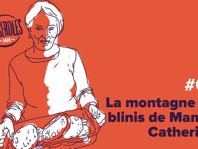 Les blinis de Mamie Catherine