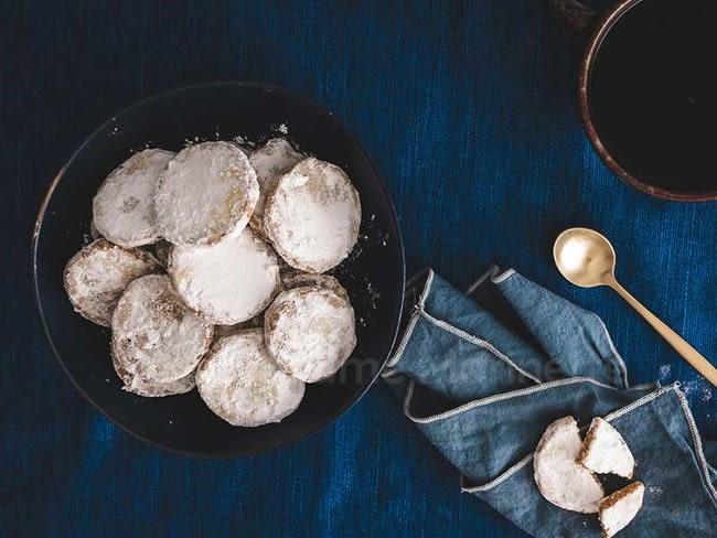 Biscuits fondants au rhum