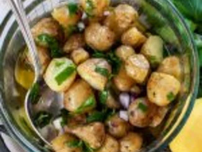 Salade italienne de pommes de terre