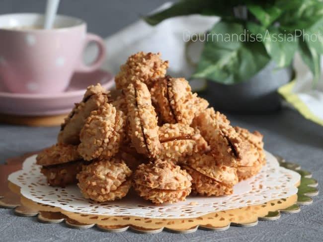 Biscuits Éponge et Bâtons Maréchaux