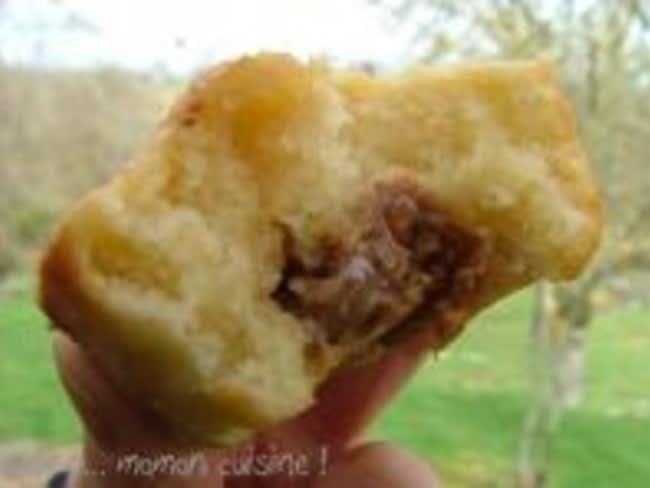 Oeufs de Pâques ou Muffins au Coeur de Pâques
