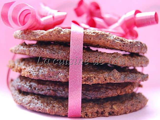 Biscuits au flocons d'avoine