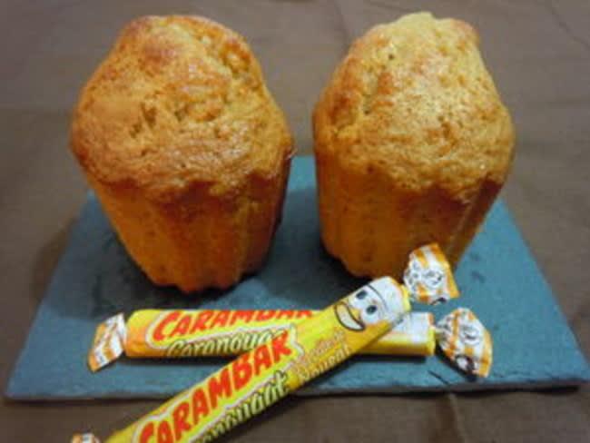 muffins aux caranougats
